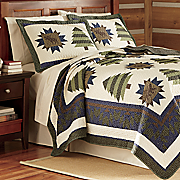 Calico Forest Quilt Set by Field & Stream