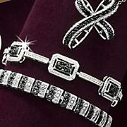 cluster bar bracelet