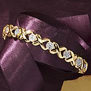 xo cluster bracelet