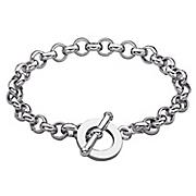 Link Chain Toggle Bracelet