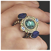 hyde park vintage stretch ring