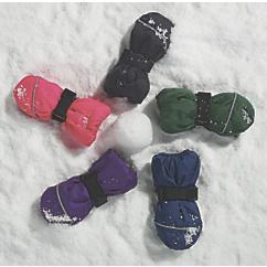 cozy cub snoball mittens