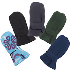 Cozy Cub Polar Fleece Baby Mittens