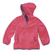Girls Cozy Cub Minky Fleece Jacket