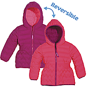 Girls Cozy Cub Packable Down Jacket