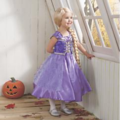 tower princess dress