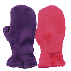 Cozy Cub Minky Fleece Mittens