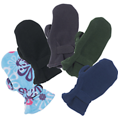 Cozy Cub Polar Fleece Mittens
