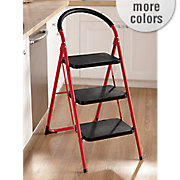 3 step folding ladder