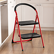 2 step folding ladder
