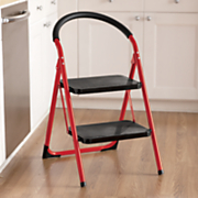 2 step folding ladder