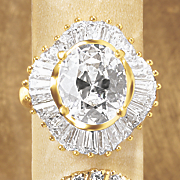 oval ring 235