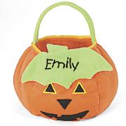 Kid's Pumpkin Treat Bag