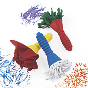 Funky Brushes 3-Pack