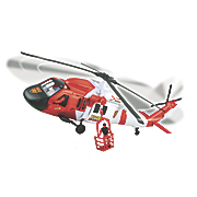 Toy Black Hawk Rescue Helicopter