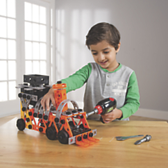 deluxe builderific set with drill