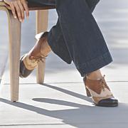 Bardot Shoe by Spring Footwear