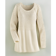 Golden Highlights Sweater