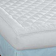 300-Thread Count Diamond-Quilted Topper