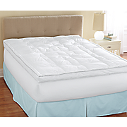 3-Inch Pillow-Top Featherbed