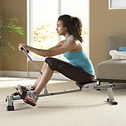 in motion rower