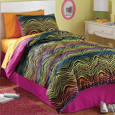 Jungle Princess Comforter Set