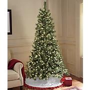 Glitter Cashmere Tree
