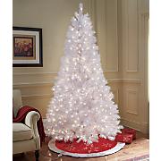 """4' 6"""" Tiffany White Tree"""