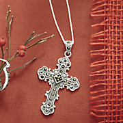 cross pendant 119