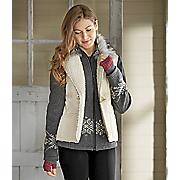 mock vest jacket 102