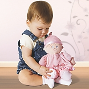Personalized Soft First Doll