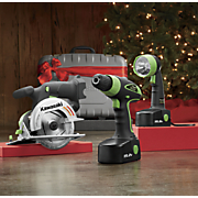 3 piece cordless power tool set