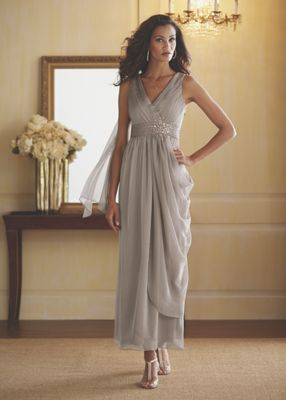 Grecian Goddess Dress by Midnight Velvet