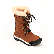 Desdemona Leather Snow Boot by Bearpaw