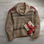 fairisle sweater 64