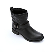 davidson quilted bootie