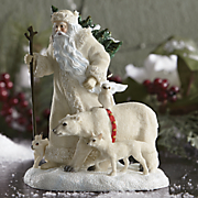 arctic santa friends