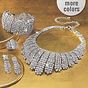 crystal bar jewelry