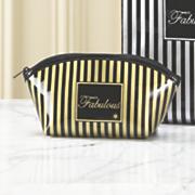 midnight velvet signature cosmetics bag