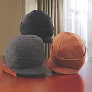 knit radar hat