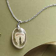 courage pendant