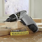4 8 volt cordless screwdriver