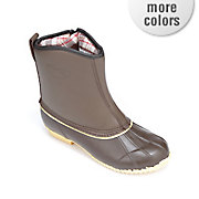 pull on duck boot by superior boot company