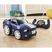 rc chunky shelby mustang