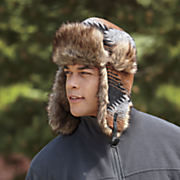 aztec aviator hat