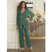 Esmeralda 3-Piece Pant Set