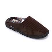 men s ribbed scuff by muk luks