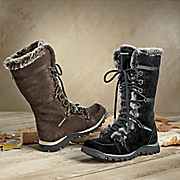 unlimited lace up boot by skechers