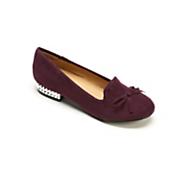 Mirrored-Heel Shoe by Classique