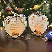 sentiments heart tealights
